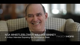 NSA Whistleblower William Binney: The Future of FREEDOM