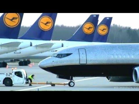 "ᴴᴰ ✈ B737-BBJ - Private Jet of ""Russian-Standard""-Vodka Owner VP-BRT"