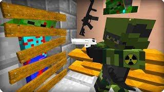 видео: Он выживал всё это время [ЧАСТЬ 44] Зомби апокалипсис в майнкрафт! - (Minecraft - Сериал)