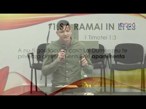 Dani Albert   Ucenicul Timotei   21.04.2017