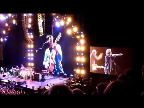 The Who - Bargain - Live in Amsterdam - 2 July 2015 (HD) (Lyrics)