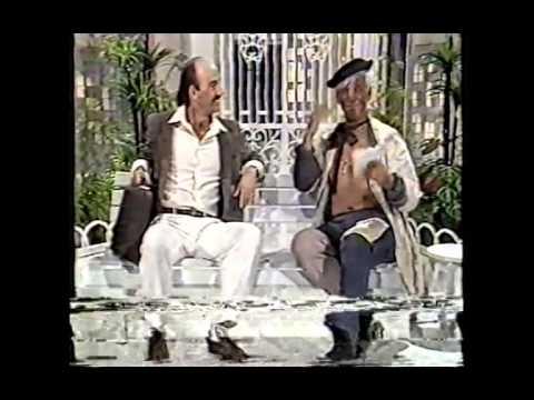 GUILHERME OSTY e COSTINHA - Humor - DOMINGO DE GRAÇA - TV MANCHETE