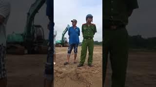Công ty Thạnh Mỹ Lợi cưỡng chế đất