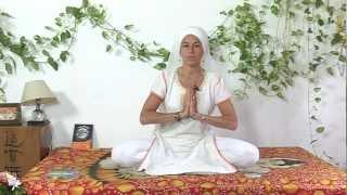 Yoga y Respiración: Calentamiento de Kundalini