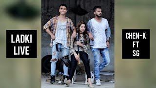 Ladki Shehroz Ghouri ft chen-k - live Unplugged Lahore Meet And Greet - 2019.mp3