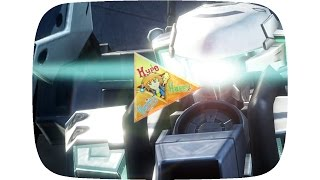 XENOBLADE X ★ Epic Transformers Battle Chapter 8 - for Marlin