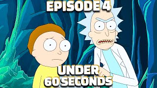 Rick & Morty Episode 4 In Under 60 Seconds (Season 5)