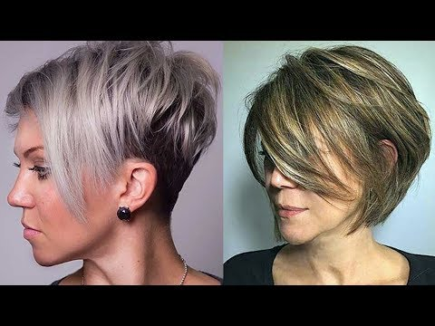 Layered Haircuts for Short Hair 2018 – Short Layered Hairstyles for Women