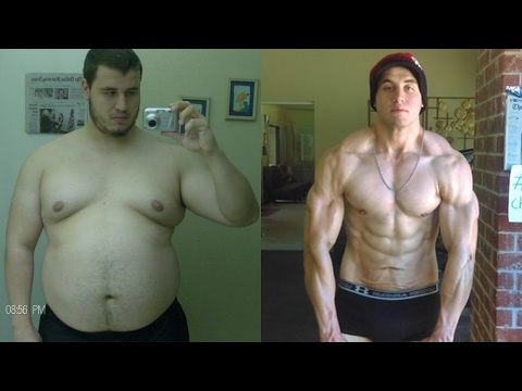 ANYTHING IS POSSIBLE | 160 pound Transformation (350lbs 190lbs)