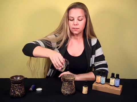 How To Diffuse Essential Oil With An Oil Burner