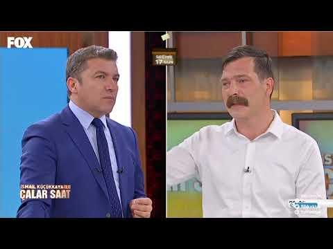 """Erkan Baş: """"'Biz Türkiye'nin zencileriyiz' dediler, şimdi Türkiye'nin zenginleri oldular."""""""