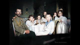 EL ASESINATO DE LOS ROMANOV (Año 1918) Pasajes de la historia (La rosa de los vientos)