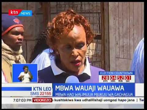 Mbwa sita waliomvamia na kumuuwa mjukuu wa marehemu Nderitu Gachagua wauwawa