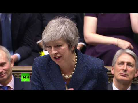LIVE: Theresa May holds possibly her last #PMQs ahead of tonight's #NoConfidence vote