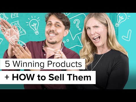 5 Winning Dropshipping Products from the CEO of Ecomhunt + Audience Research [VALUE BOMBS] thumbnail