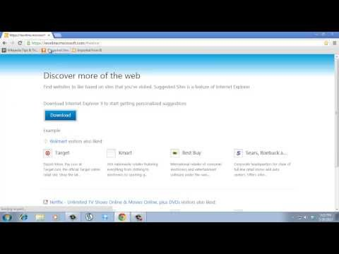 How To Export Favorites From Internet Explorer To Google Chrome