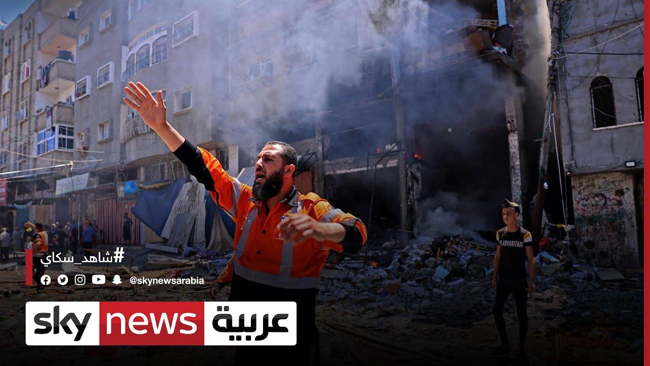 حماس تعلن استهداف بارجة إسرائيلية قبالة غزة  - نشر قبل 3 ساعة