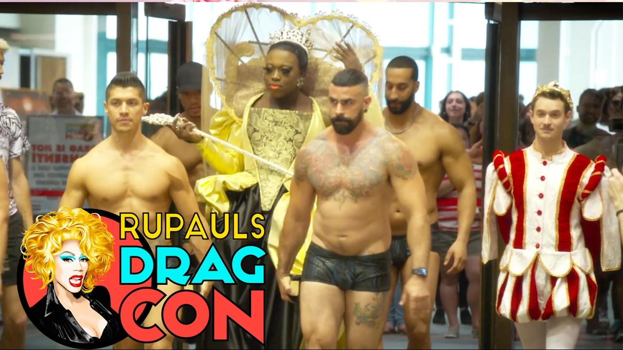 Download Bob the Drag Queen, Alaska, Violet Chachki, Sharon Needles, Jinkx & Raja   Crowned Queen Entrances!