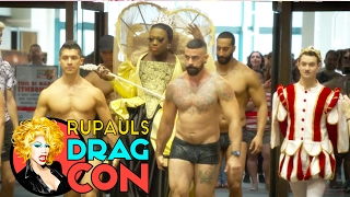 Bob the Drag Queen, Alaska, Violet Chachki, Sharon Needles, Jinkx & Raja | Crowned Queen Entrances!