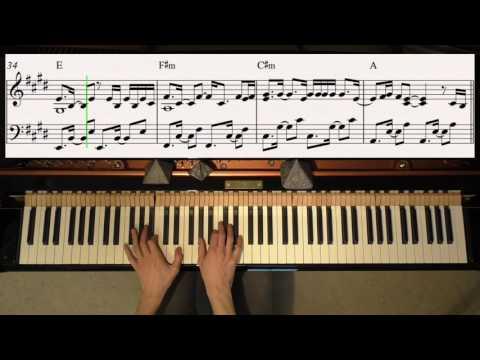 How Far I'll Go from Disney's Moana - Alessia Cara - Piano Cover Video by YourPianoCover