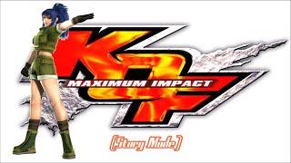 KOF: Maximum Impact - Leona Heidern (Story Mode)