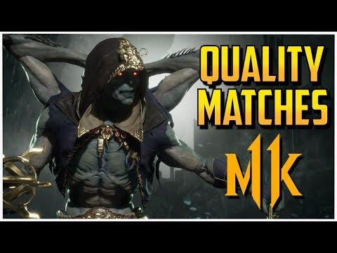 MK11 ▰ High Level Matches Volume 2【Mortal Kombat 11】
