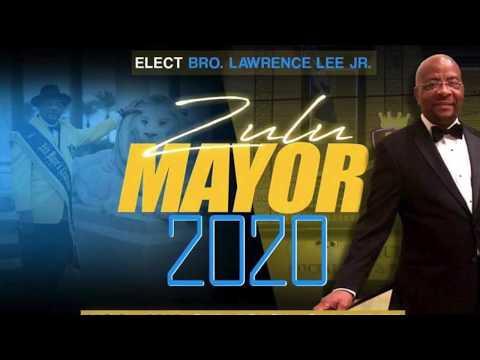 Elect Lawerence Lee Zulu Mayor 2020 Party