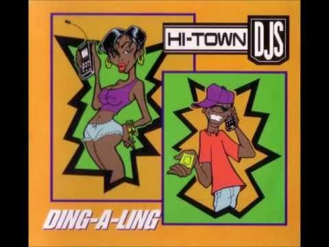 HiTown DJs  Dingaling Mr Mixx mix