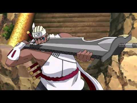 Naruto Shippuden - Killer Bee Best Moments Part 1 (English Dubb)