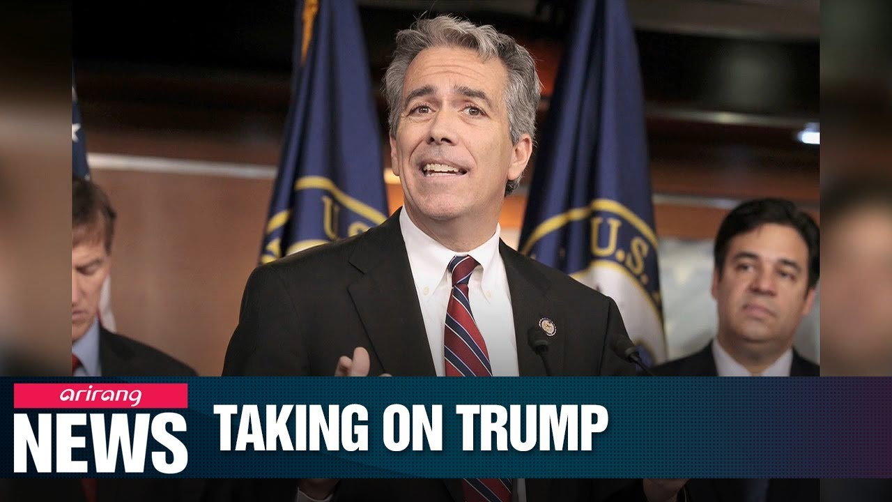 Joe Walsh: Second Republican challenges Trump in 2020 White House race