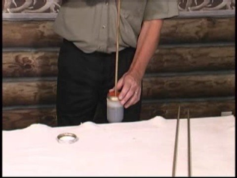 3Rivers Archery: How to Use Big Dipper and Gasket Lacquer