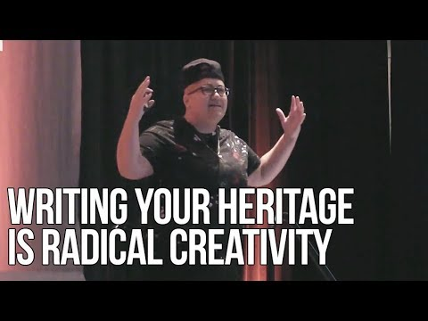 Writing your Heritage is Radical Creativity | Gabby Rivera