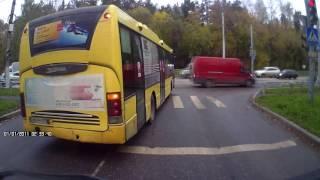 в Перми автобусы едут так