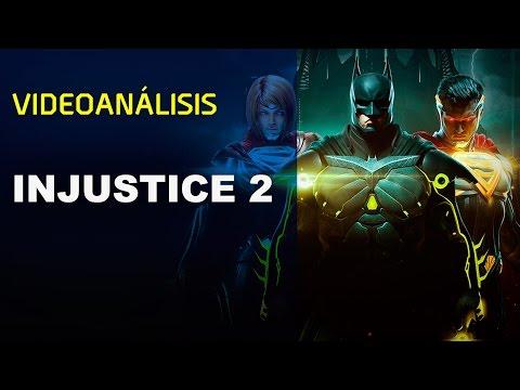 Vídeo ANÁLISIS INJUSTICE 2