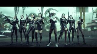Hitman Absolution - Attack Of The Saints Trailer [HD]
