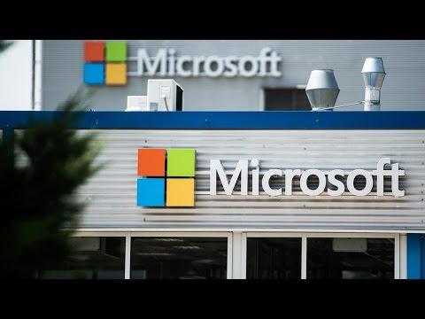 Cloud Growth Helps Microsoft Beat Street in Q4