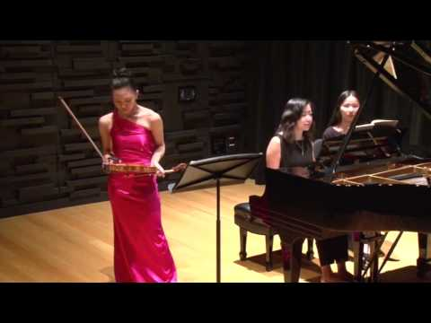 Schubert Violin Sonata in A Major, D. 574