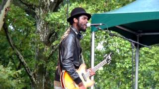 Gary Clark  Jr. - Catfish Blues @ Central Park Summerstage