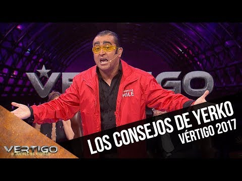 Los sabios consejos de Yerko | Vértigo 2017