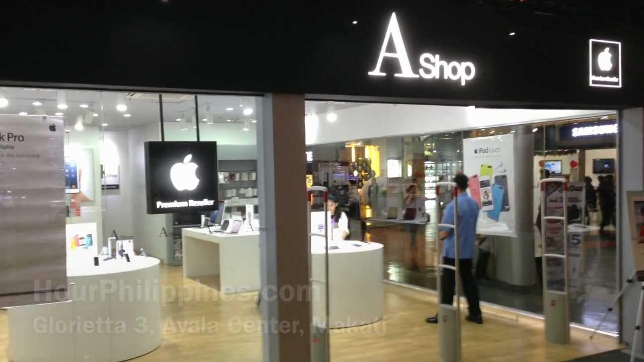 361359fc0258 A Shop Digital Exchange Glorietta 3 Ayala Center by HourPhilippines ...