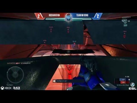 TEAM CHEATS IN HALO 5 CHAMPIONSHIP SERIES ASIA QUALIFIERS
