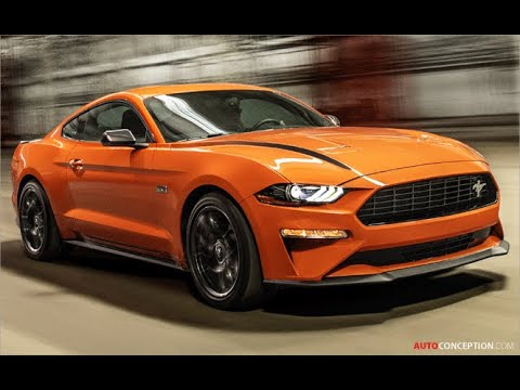 2020 Ford Mustang 2.3L High Performance Package – First Look
