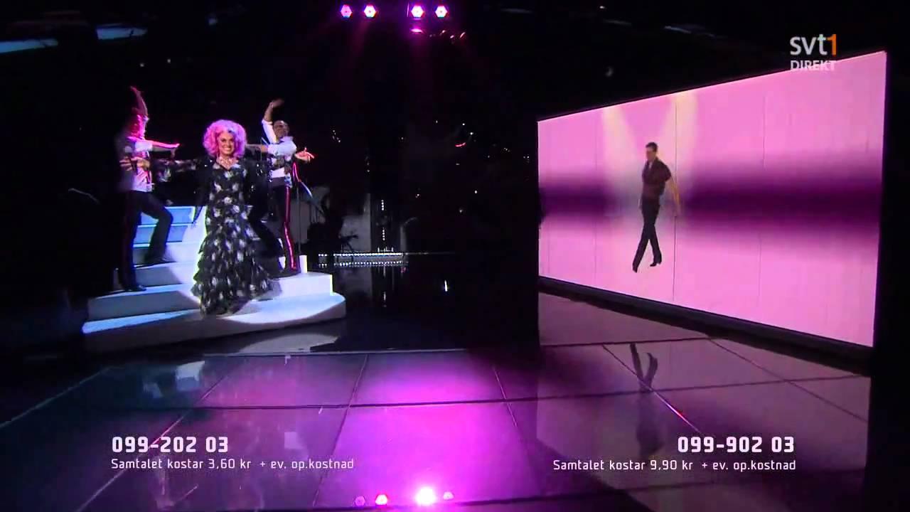 Melodifestivalen Deltävling 2: Ge Mig En Spanjor (Melodifestivalen 2011