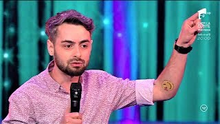 """Radu Bucălae i-a dat gata pe toți cu glumele sale despre tipe! """"Ce bagi tu acolo, femeie?!"""""""