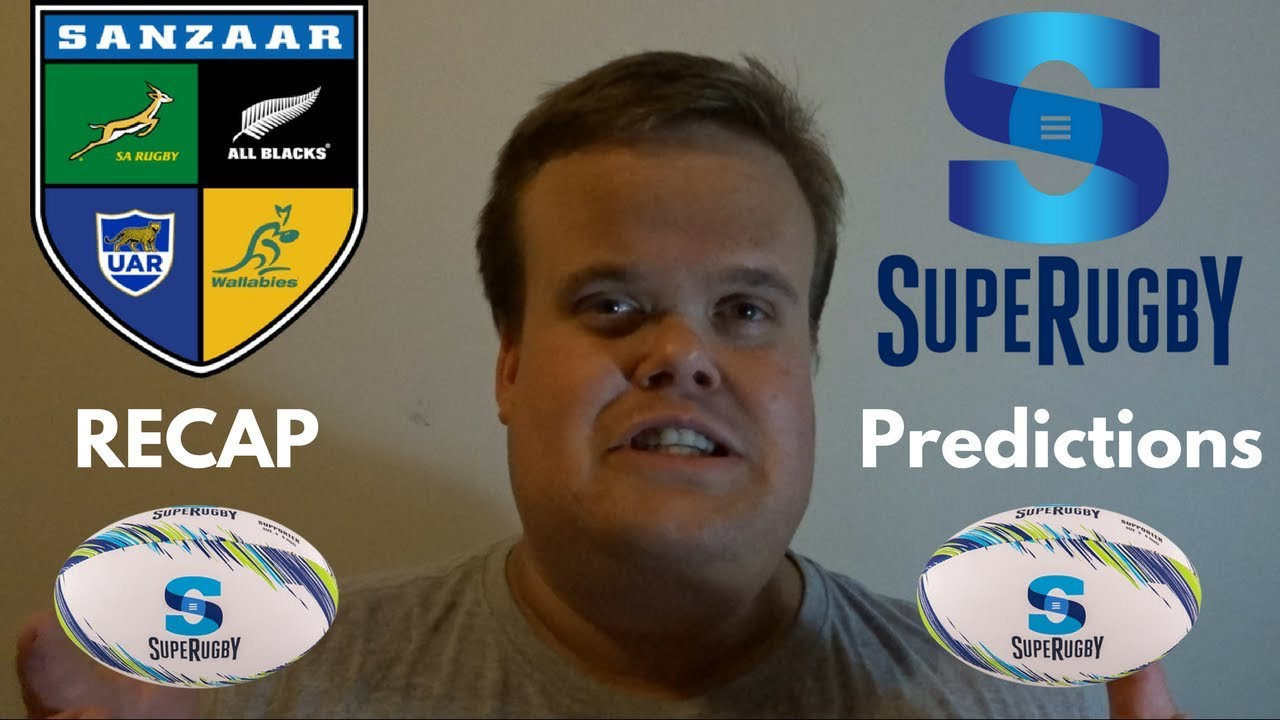 Super Rugby 2018 Predictions Round 5   Gareth Mason