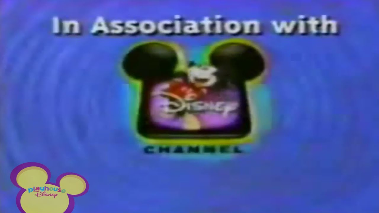 """Download Shadow Projects/Disney Channel (""""In Association With"""" Variant) (2001/1998)"""