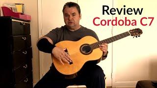 Guitar Review Cordoba C7
