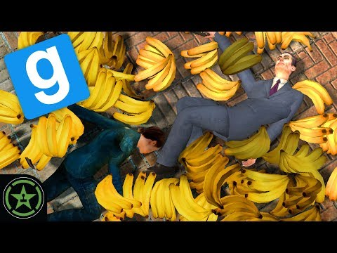 Let's Play - Gmod: Murder - Peace Bananas (#4)