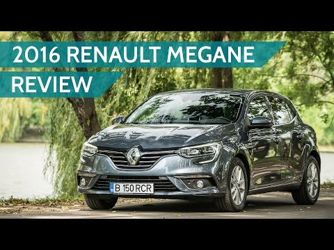 2016 Renault Megane Energy dCi 130 diesel review