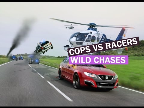 CHASES GONE WILD - Best Police CHASES Compilation - Cops VS